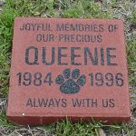 Custom Engraved Brick